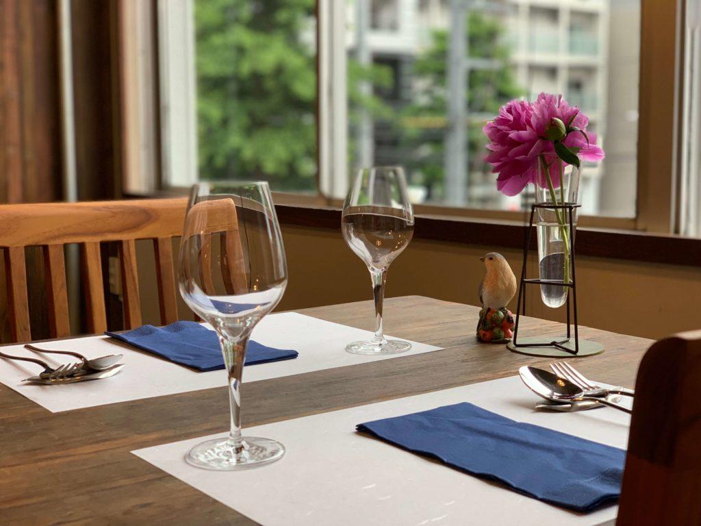 restauranttable